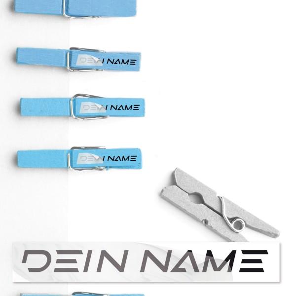 Aufkleber Beschriftung Klammern Klammer Aufkleber - Kategorie Shop