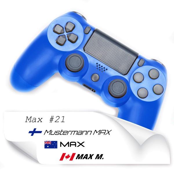 Beschriftung Controller Spielekonsole Beschriftung für Controller Spielekonsole - Kategorie Shop