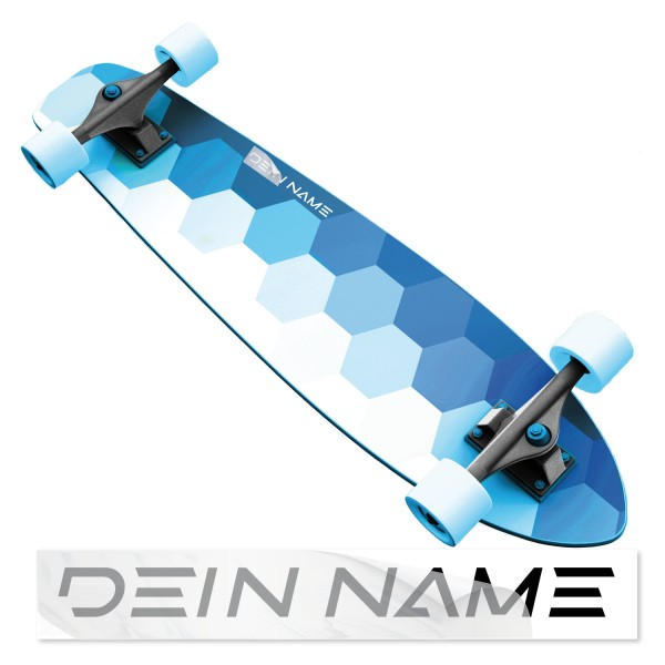 Namenssticker für Skateboard Aufkleber Namenssticker Skateboard - Kategorie Shop